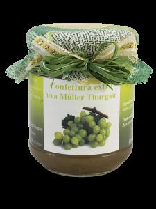 marmellata di uva muller thurgau
