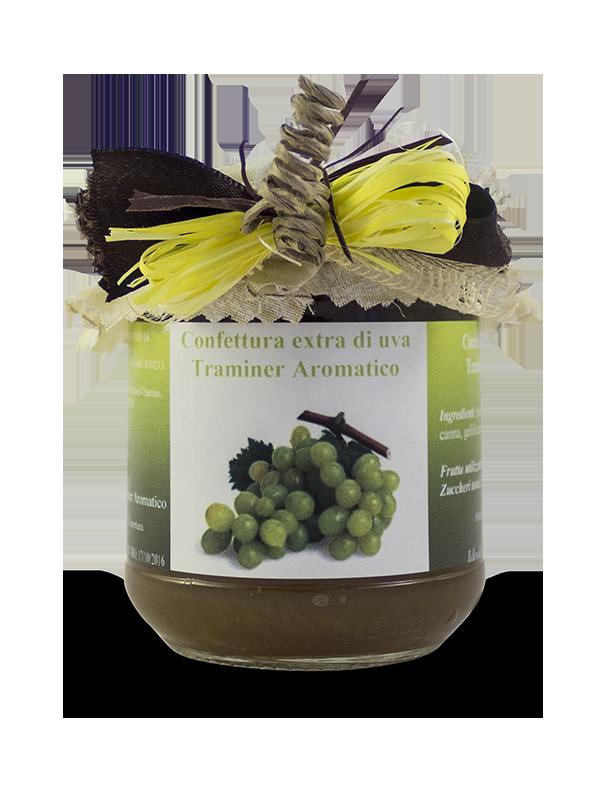 marmellata di uva traminer